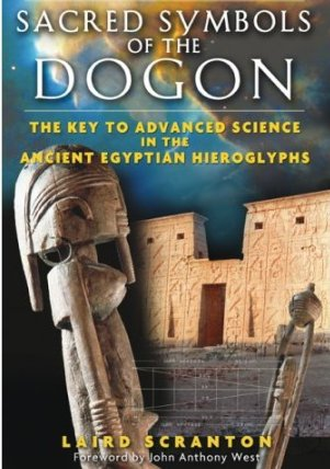 book cover Sacred Symbols of the Dogon